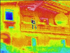 thermal image houses