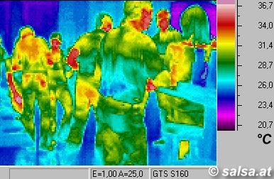 Wärmebild / Thermografie